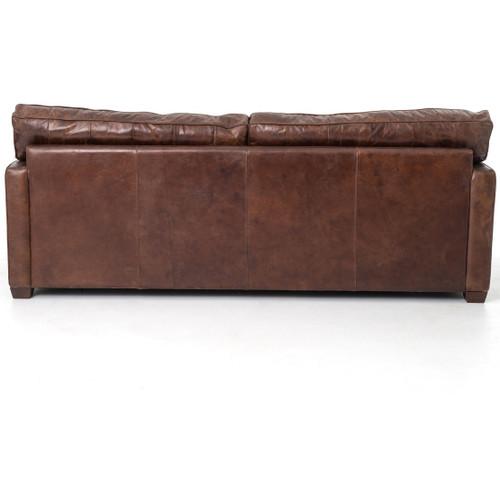 ... Larkin 3 Seater Vintage Leather Sofa ...
