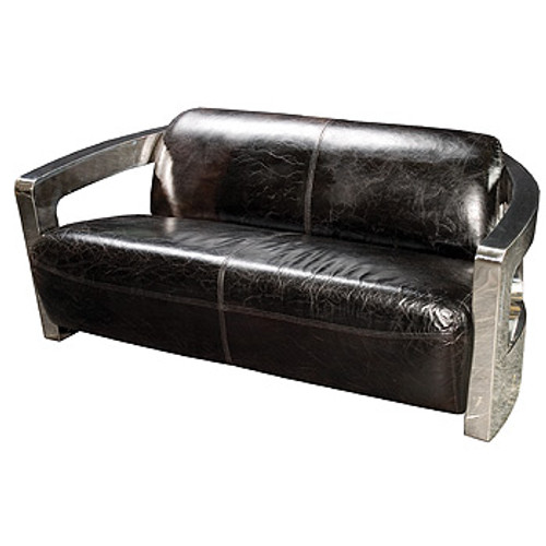 Sinclair 2 Seater Sofa   Cigar