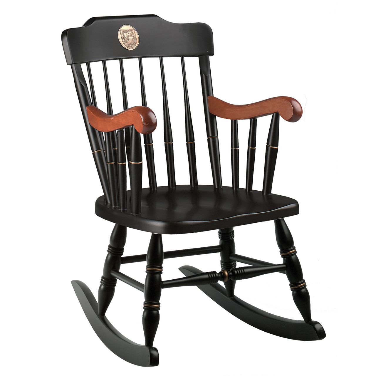 Charmant Dartmouth College Medallion Rocker Chair