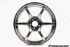 Advan RGIII - Racing Hyper Black - 5x100.0/5x114.3 - 6-Spoke - 18x9.0 (+52/+45/+35/+25)