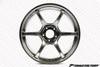 Advan RGIII - Racing Hyper Black - 5x100.0/5x114.3 - 6-Spoke - 19x9.5 +45