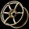 Advan RGIII - Racing Gold Metallic & Racing Gloss Black - 5x112.0 - 6-Spoke - 18x8.0 +47/+42 (Euro Sizing)