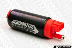 Aeromotive 340LPH Stealth Fuel Pump - Offset Inlet - Inline