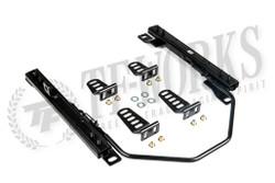 Buddy Club Racing Seat Rails for Scion FRS & Subaru BRZ (Driver - Left)