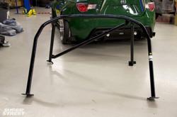 CUSCO Safety 21 5-pt Roll Bar FRS BRZ FT86 (LHD)