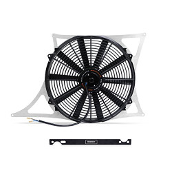 Mishimoto Performance Aluminum Fan Shroud Kit w/ Probe - 01-06 BMW M3 E46