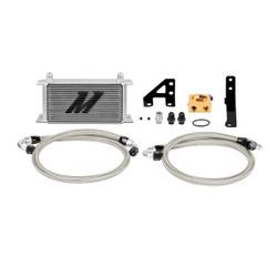 Mishimoto Thermostatic Oil Cooler Kit - '15 Subaru WRX STi