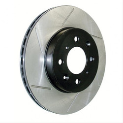StopTech Slotted Front Brake Rotor - 00-09 Honda S2000
