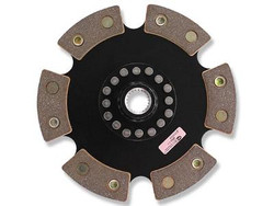 ACT HD/Race Sprung 6 Pad Clutch Disc - 00-09 Honda S2000