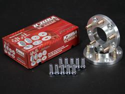 Ichiba 15mm BMW Wheel Adapter Conversion 5x120 to 5x114.3