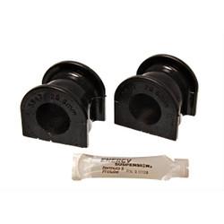 Energy Suspension Black Front Sway Bar Bushings 25.4mm - 00-09 Honda S2000