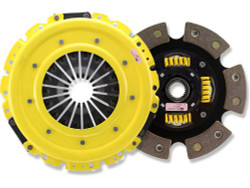 ACT Race Sprung 6 Pad Heavy Duty Clutch Kit - 98-11 Subaru Impreza WRX / STI