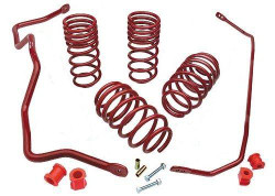 Eibach Pro-Plus (Pro Kit Lowering Springs & Anti-Roll-Kit Sway Bars) E36 M3