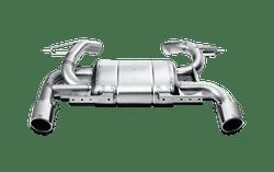 Akrapovic Slip-On Line (Titanium) - 07-12 BMW 335i (E92)