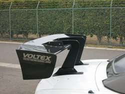 Voltex Type 7 GT Wing (Swan Neck)