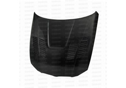 Seibon GT-R Style Carbon Fiber Hood - 07-13 BMW 3-Series E92