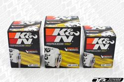 K&N Premium Wrench-Off OIl Filter - Integra GS-R / S2000 / FR-S / BRZ