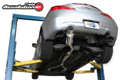GReddy EVOlution GT Exhaust - 08-14 Infiniti G37 Coupe