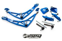 WiseFab BMW E46 M LOCK KIT