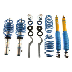 Bilstein Front and Rear Performance Suspension System - 15-17 Ford Mustang GT