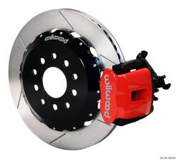 Wilwood Combination Parking Brake Caliper Rear Brake Kit - 00-09 Honda S2000
