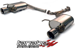 Tanabe Medalion Touring Catback System for Lexus GS300 06