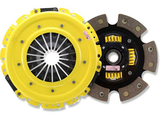 ACT HD/Race Sprung 6 Pad Clutch Kit - 07-09 Nissan 350Z, 09-13 370Z
