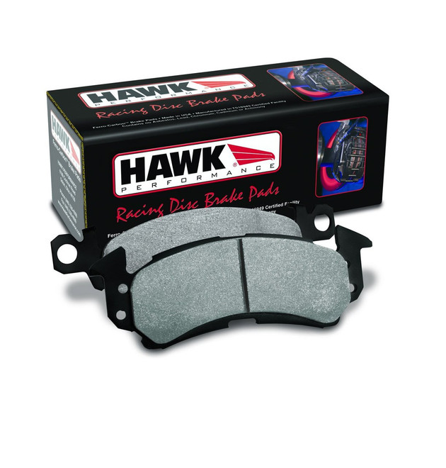 Hawk Performance HT-10 Compound Racing Front Brake Pads - 86-95 Mazda RX-7