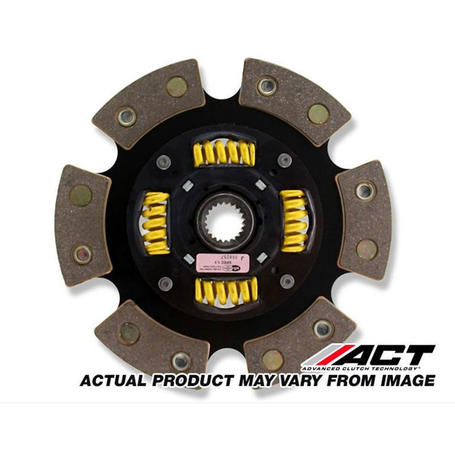 ACT 6-Pad Sprung Race Clutch Disc - 06-13 Mazda MX-5 Miata
