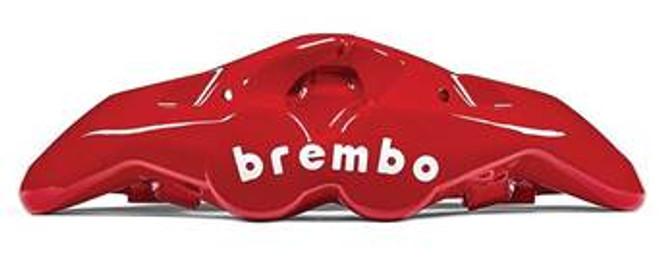 2008-2014 Subaru WRX Brembo B-M4 Big Brake Kit
