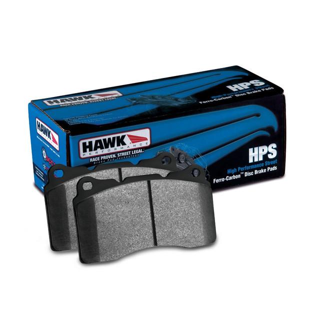 2015-2018 Subaru Wrx Hawk HPS Rear Brake Pads