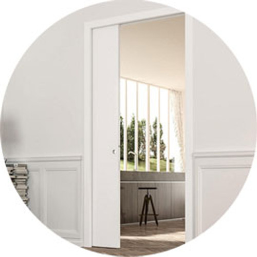 How To Guide: How to remove the door from an Eclisse Classic Pocket Door System