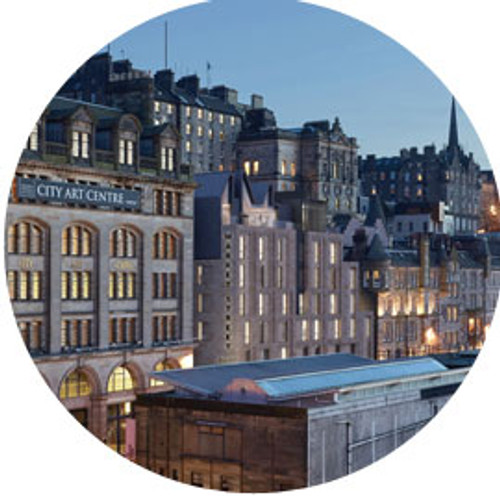 Eclisse supply pocket door systems to the £20 million development in Edinburgh