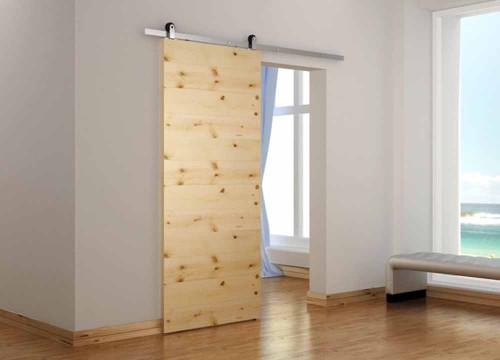 Torino Tech Sliding Door System - stainless steel sliding door system