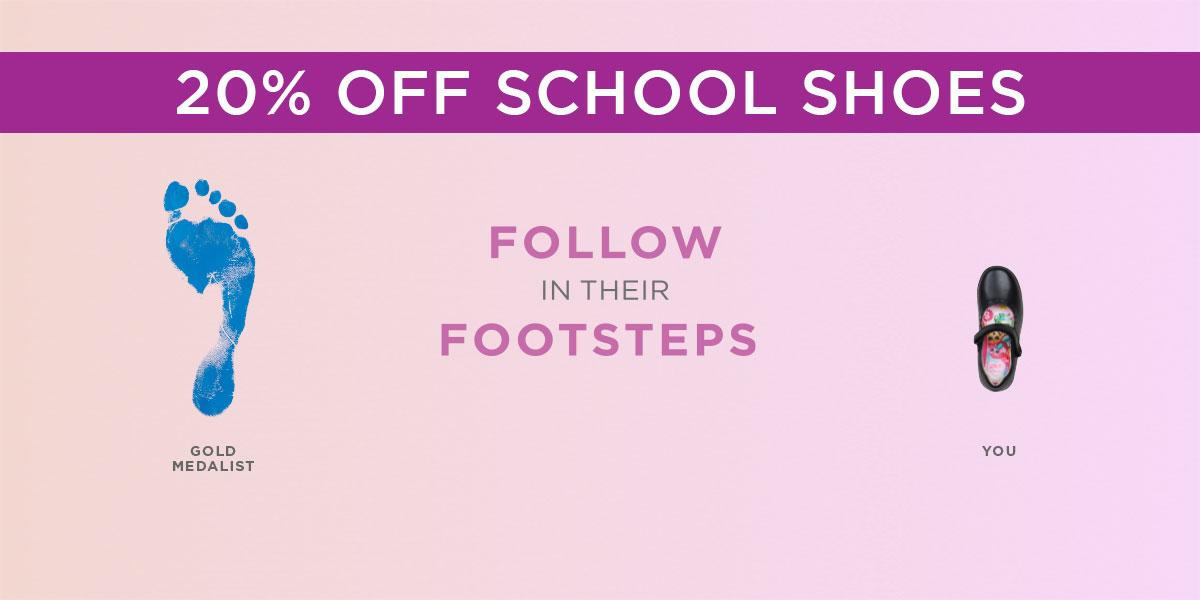 SHOP SCHOOL SHOES