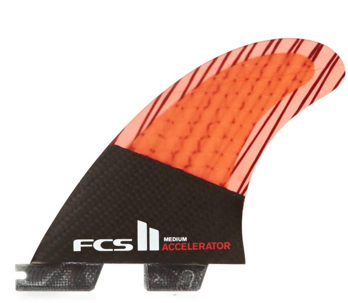 FCS II Fins Accelerator Performance Core Carbon Fins Medium