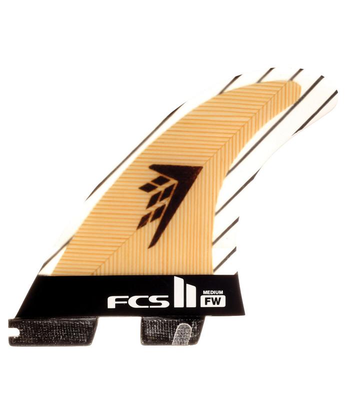 FCS II Fins FW PC Carbon Medium Firewire