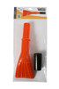 Orange bear claw tool for 1.5 inch hose in a retail package.