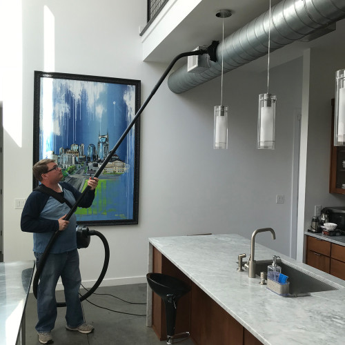 Contemporary Commercial Cleaning
