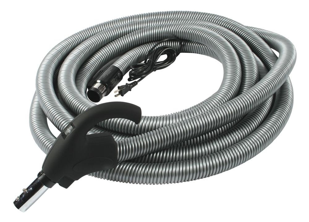 2-Wire Recessed Central Vacuum Hoses