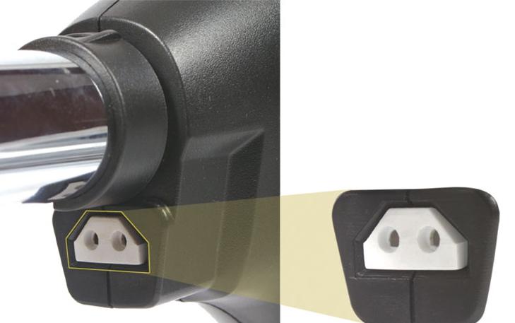 Flush Plug Central Vacuum Hoses