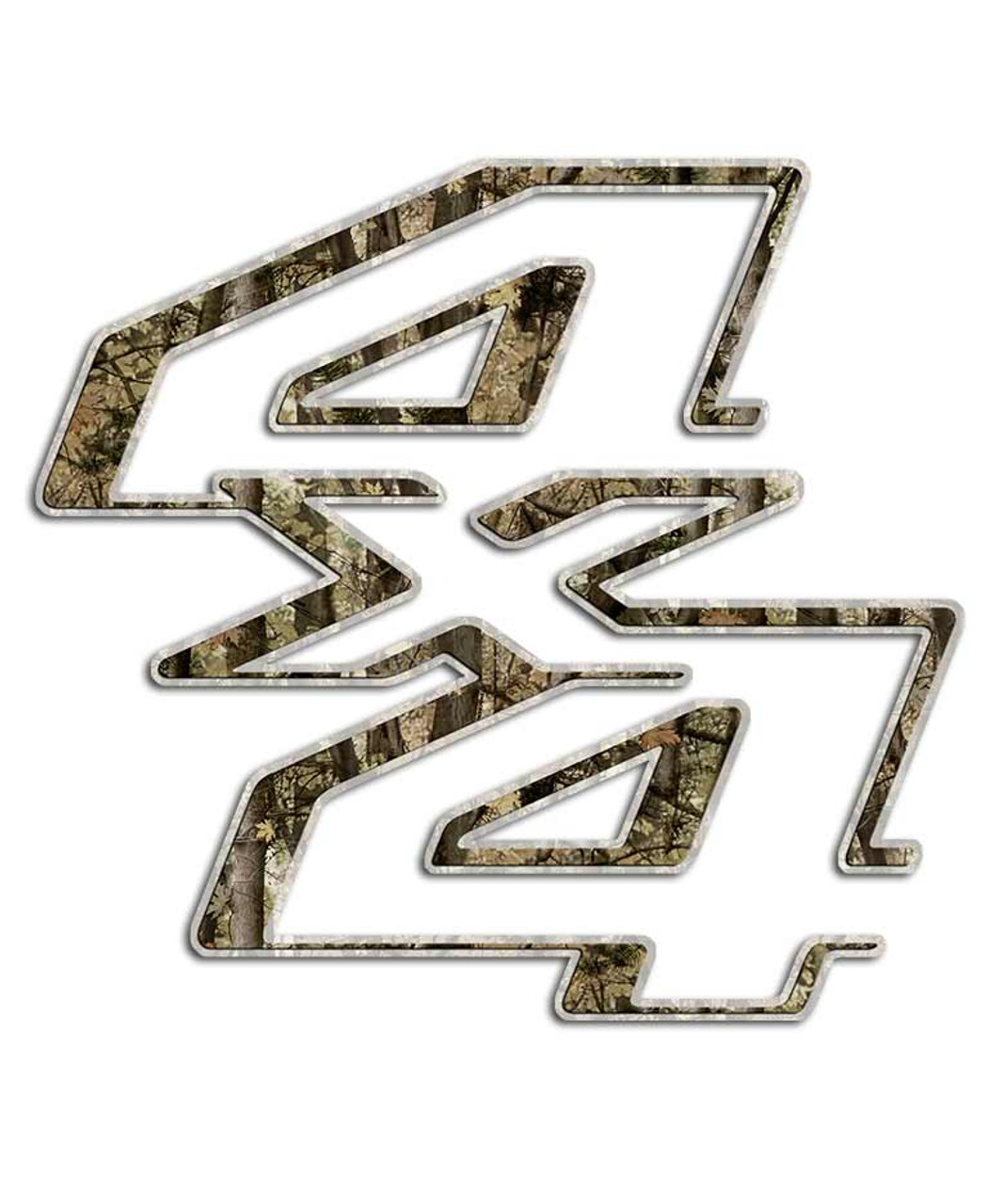 Ford Camouflage Truck Decals F 250 Super Duty Diesel Hunting Sticker