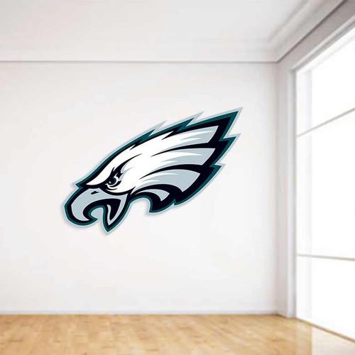 Philadelphia Eagles Football Wall Decal