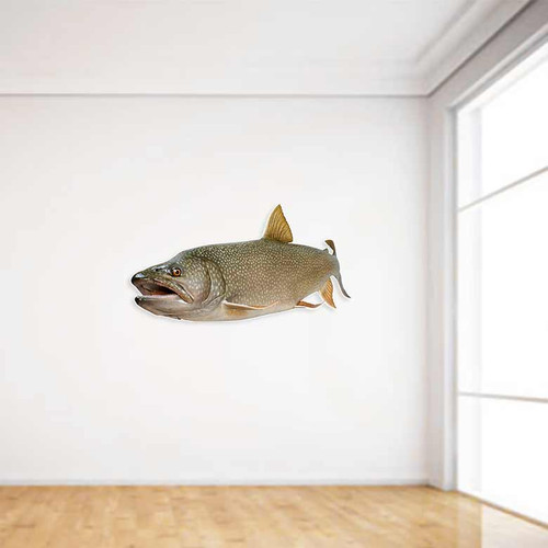 Lake Trout Steelhead Wall Decal