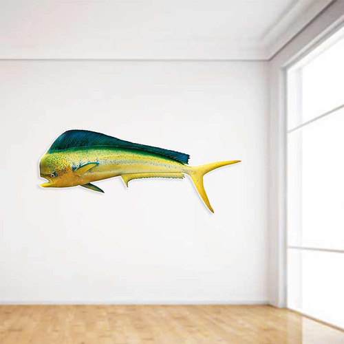 Mahi-Mahi Wall Decal
