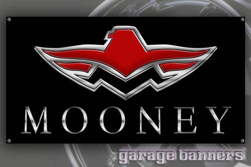 Mooney Aircraft Banner