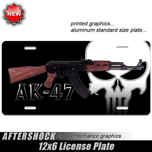 AK-47 Skull Plate