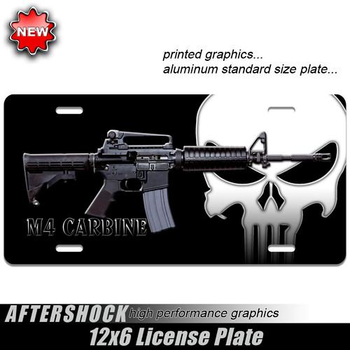 M4 Carbine Skull Plate