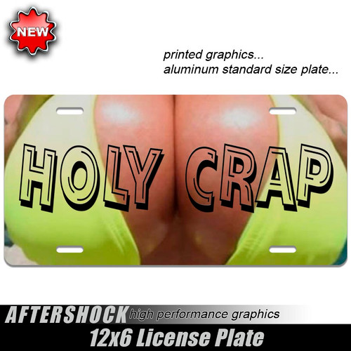 Holy Crap Plate