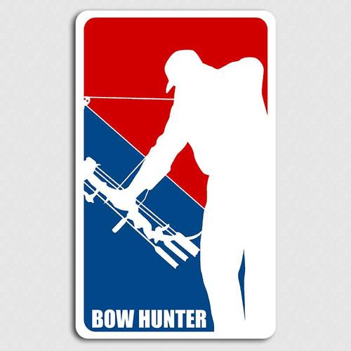 Major League Bow Hunter Decal